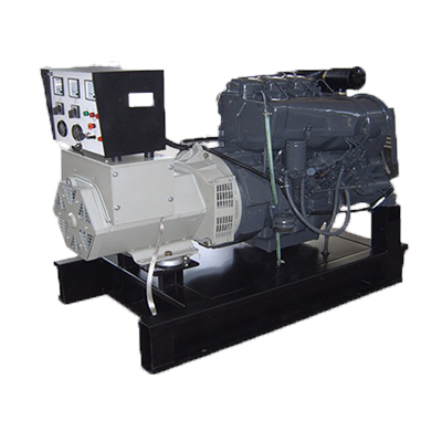 Deutz Generator Set with F3L912 Engine